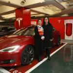 Tesla Supercharger 首度進駐新地商場